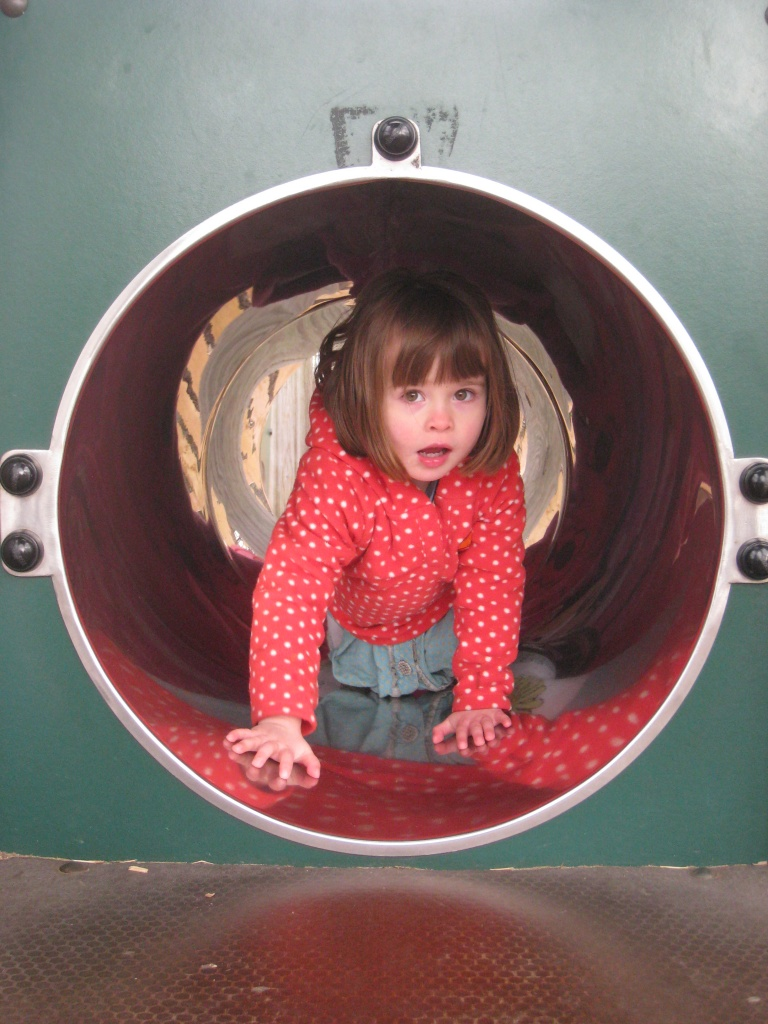 Ruby in the Tube by sarahhorsfall