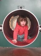 20th Feb 2012 - Ruby in the Tube