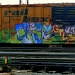Rail Box Graffiti by calm