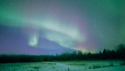 25th Feb 2012 - film February - Aurora Borealis - my earliest SLR photography