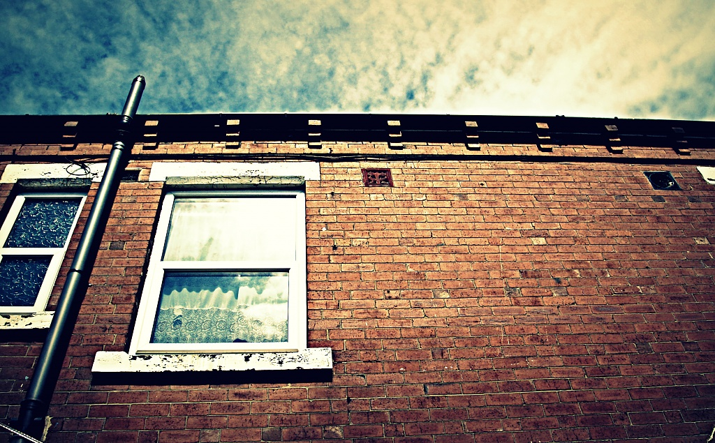 Bricks and windows by rich57