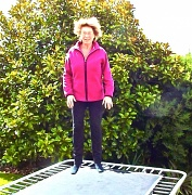 3rd Mar 2012 - Jumping for Joy!