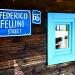 Federico Fellini Street... by lily