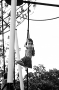 4th Mar 2012 - climbing girl