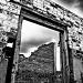 The dilapidated doorway by vikdaddy