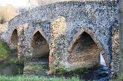 6th Mar 2012 - Moulton Packhorse Bridge