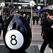 Eight Ball Egg by andycoleborn