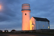 9th Mar 2012 - Lighthouse at dusk