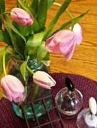 10th Mar 2012 - still life with tulips