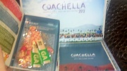 12th Mar 2012 - Coachella Wristbands