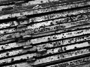 15th Mar 2012 - b&w rust