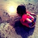 Sun ripple by edie