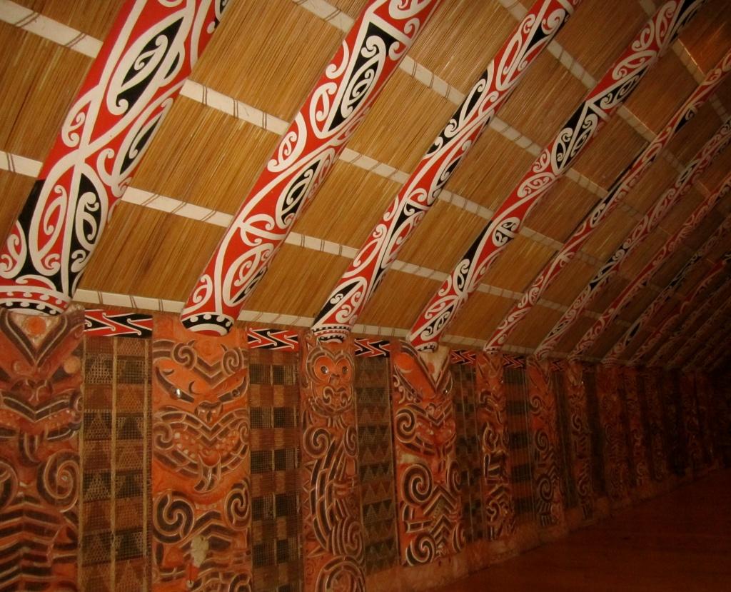 Maori Marae by pamelaf