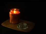 16th Mar 2012 - Simple Scented Candle