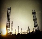 20th Mar 2012 - Steelhenge
