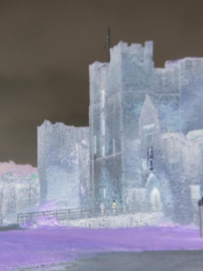 LUDLOW CASTLE. by snowy