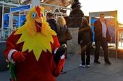 16th Jan 2011 - Funky Chicken