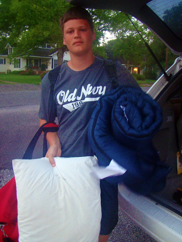 Summer Memory #9---He's On His Way To Colorado by dmrams