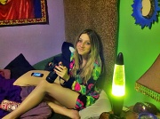26th Mar 2012 - Lava Lamp
