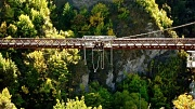 27th Mar 2012 - Fearless on the Bungy!