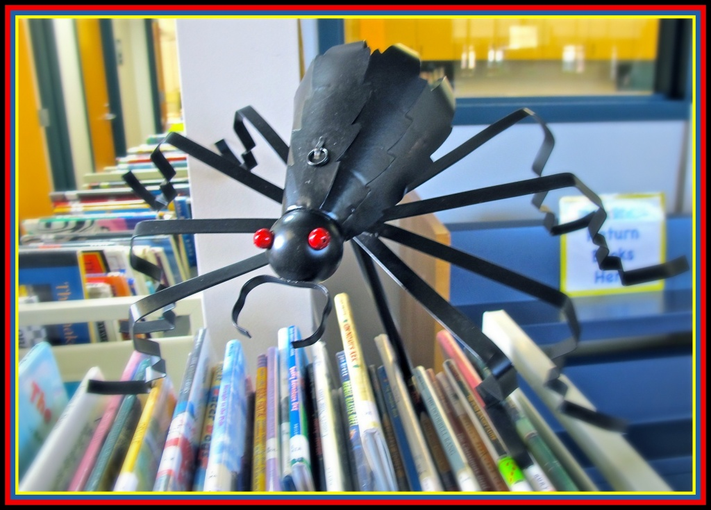 Anansi and His Stories by allie912