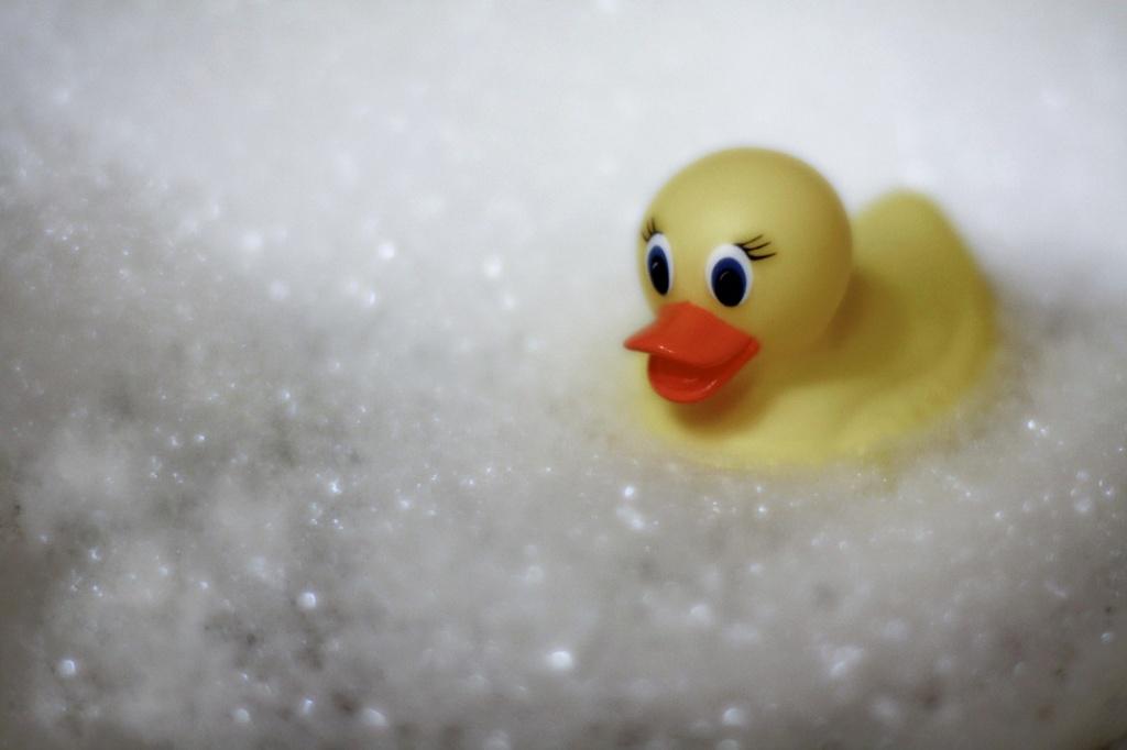 Bubble Bath by laurentye
