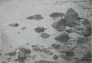 30th Mar 2012 - rainy shore