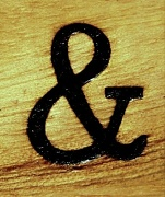 28th Mar 2012 - Ampersand