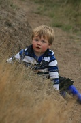 2nd Apr 2012 - No Toys, Just Dirt & Rocks