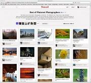 4th Apr 2012 - Pinterest Photographers - The Definitive List
