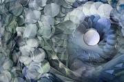 4th Apr 2012 - Aluminium Ammonite