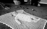 7th Apr 2012 - Sleeping like a baby