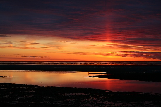 Easter Sunset by lauriehiggins
