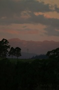 9th Apr 2012 - Mt Barrow at Sunset