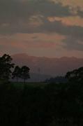 9th Apr 2012 - Mt Barrow at Sunset