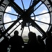The clock at the Musee D'Orsay by filsie65