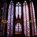 Stained glass at Sainte Chappelle by filsie65