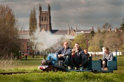 15th Apr 2012 - The Cathedral Express
