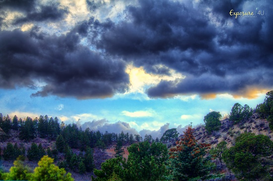 Storms Rolling In by exposure4u