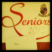 17th Apr 2012 - Seniors 2012