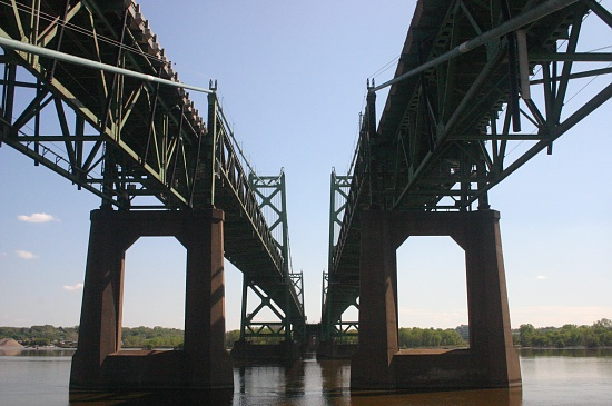 The Twin Bridges on 365 Project