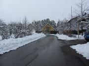 3rd Apr 2012 - Black street, white snow IMG_4468