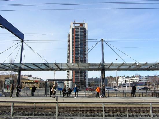 Leppävaara Railway Station IMG_4995 by annelis