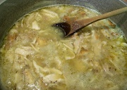 20th Apr 2012 - Homemade southwest chicken soup...