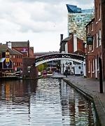 20th Apr 2012 - Birmingham canal