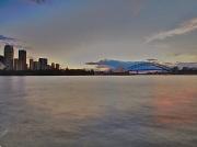 22nd Apr 2012 - Evening glow