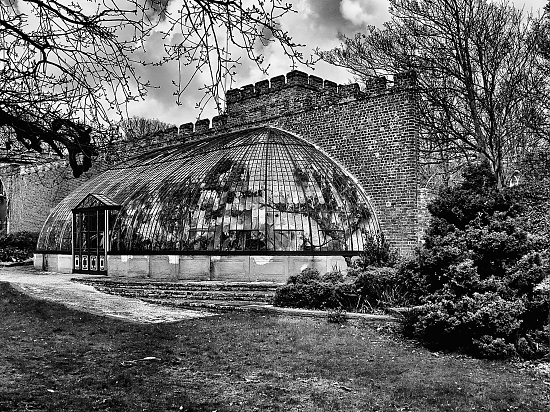 Italianate greenhouse Ramsgate by johnnyfrs