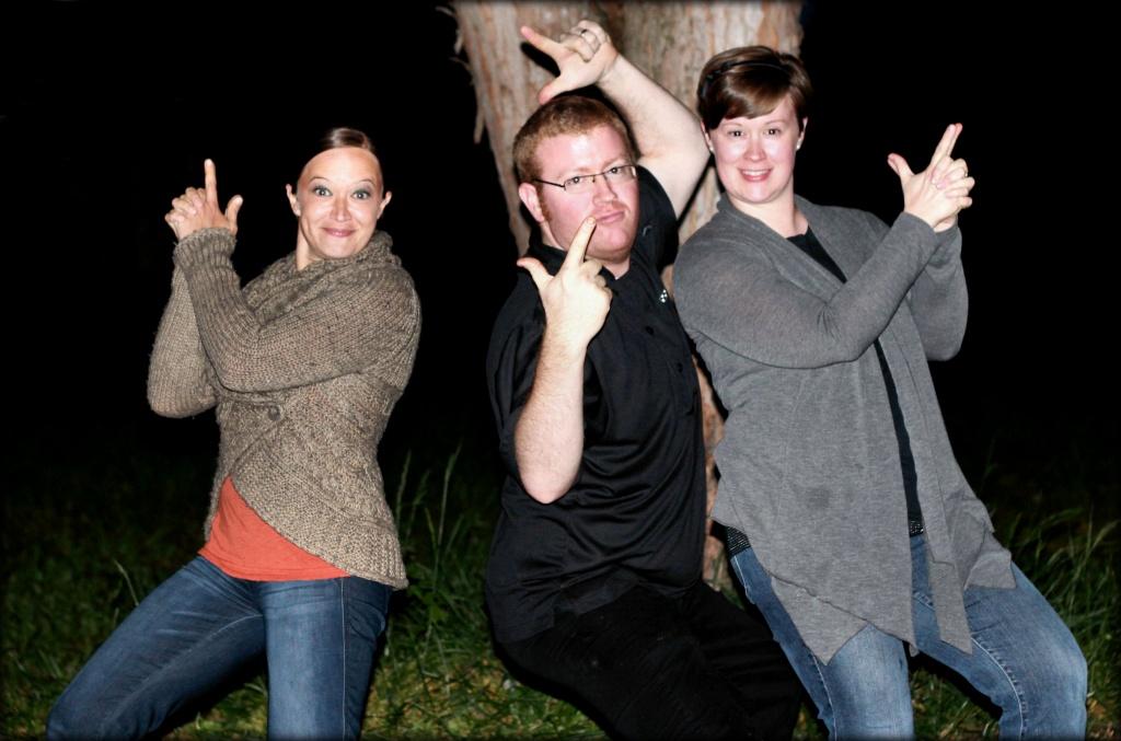 Awkward Family Portrait? by cjwhite