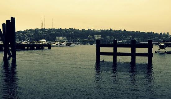 Water Harbor by shantwin