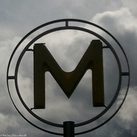M as Monday by parisouailleurs